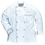 Portwest Vezető séf dzseki, szakácskabát  C776