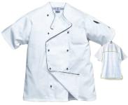 Portwest Szellőző séf dzseki, szakácskabát  C676