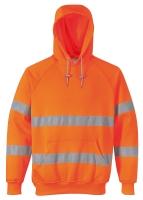 Portwest B304 Jól láthatósági,  kapucnis pulóver
