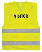 Portwest C405 Visitor munkavédelmi  láthatósági mellény Visitor ( lát