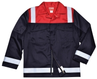 Portwest FR55 Antisztatikus  kéttónusú kabát