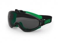 Uvex Ultrasonic U9302045 gumipántos HC-AF szemüveg, felhatható infradu