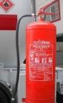 Ogniochron GP-12x 12 kg ABC porraloltó, poroltó, porral oltó tűzoltó k