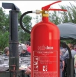 Ogniochron GS-5xB 5 kg 55BC CO2, széndioxid gázzaloltó tűzoltó készülé