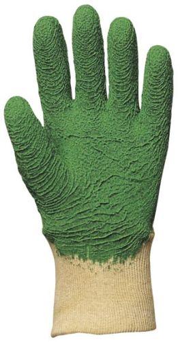 Kondenzált vágás- és csúszásbiztos, erősített, zöld latex 3807-10-es