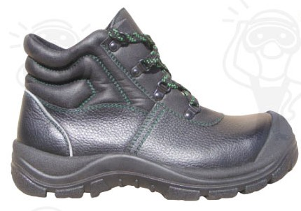 TARNA (S2) kompozit lábujjvédő, végig szőrmebélés, plusz orrborítás, t