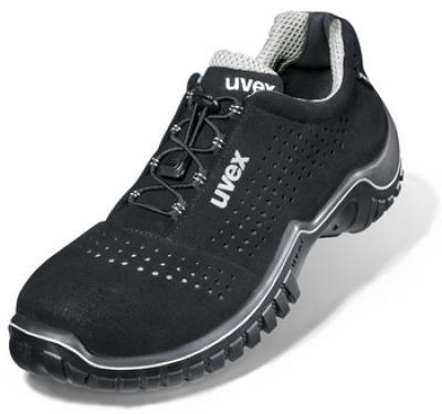 Uvex Motion (01 ESD) Acél kaplival, munkavédelmi cipő