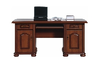 NATALIA 160 íróasztal ( primavera meggy )