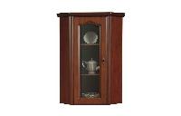 NATALIA 60 sarok vitrines szekrény /tálaló/( primavera meggy )