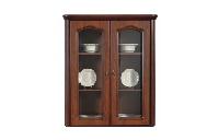 NATALIA 100 vitrines szekrény rátét /tálaló/( primavera meggy  )
