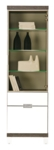 PASSION P 10B/11J vitrines magas szekrény