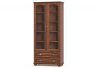 SALMA Vitrines fiókos, ajtós szekrény SA2W2S