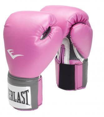 """""""Pro Style"""" műbőr edzőkesztyű - rózsaszín"""
