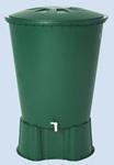 Kerek esővízgyűjtő tartály - 310 literes