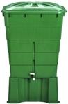 Szögletes 300 literes - esővízgyűjtő