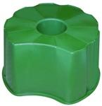 Esővízgyűjtő talp 310 literes kerek tartályhoz