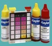 Vízelemző folyadékos pH+Cl