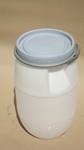 Műanyag hordó 120L