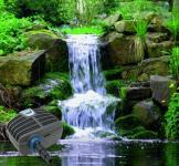 Aquamax ECO (3500) patak szivattyú és szűrőtápláló