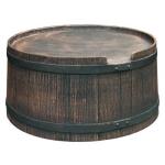 Talp fa hatású hordó esővízgyűjtő tartályhoz (120 litereshez)