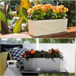Flora box Fényes BALKONLÁDA