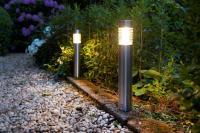 Napelemes kerti LED lámpa Tacoma