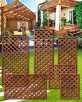Növényfuttató apácarács 90x180 cm