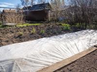 Növénytakaró téli fátyolfólia (3,2x10m)