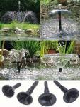 Szökőkút és patak szivattyú Pontec (1000)