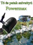 Szökőkút és patak szivattyú Powermax 1200