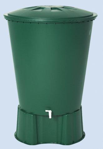 Kerek esővízgyűjtő tartály - 210 literes