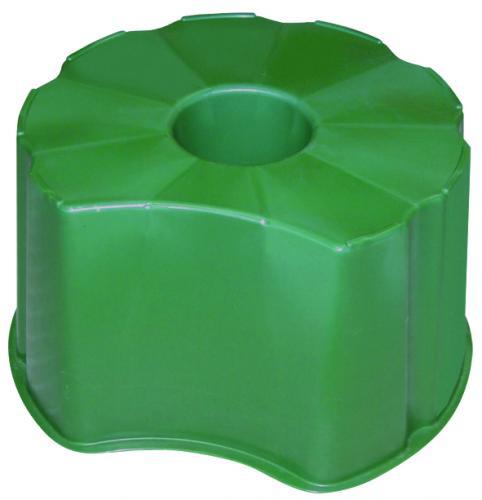 Esővízgyűjtő talp 203, 210 literes tartályhoz