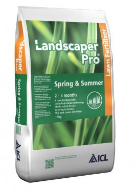 ICL Landscaper pro SPRING And SUMMER 20-0-7 + 3 CaO + 3 MgO 15 kg.