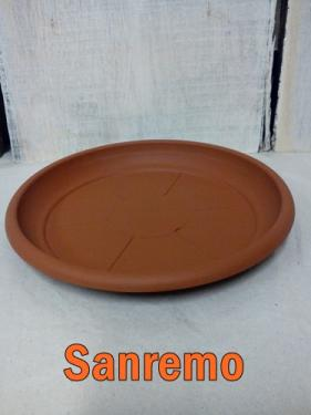 Műanyag alátét Sanremo 16