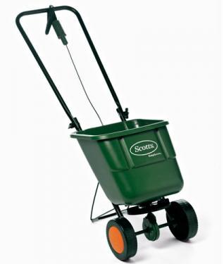 Műtrágyaszóró kocsi Easy green 7 kg.