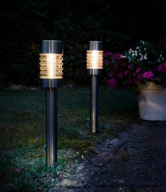Napelemes kerti LED lámpa Torino