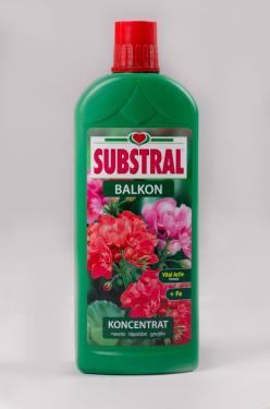 Substral Balkon és virágzó tápoldat 1L.