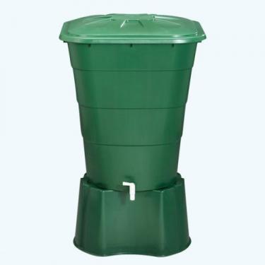 Szögletes 203 literes - esővízgyűjtő