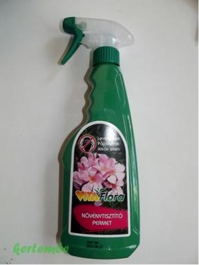 Vitaflora növénytisztító permet