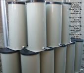 Műanyag polipropilén Vízóra akna - spirál csöves 1 tipus