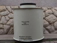 Műanyag Vízóra akna bebújós-kerek 2 típus