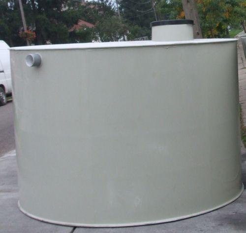 Műanyag tartály polipropilén 6000 literes