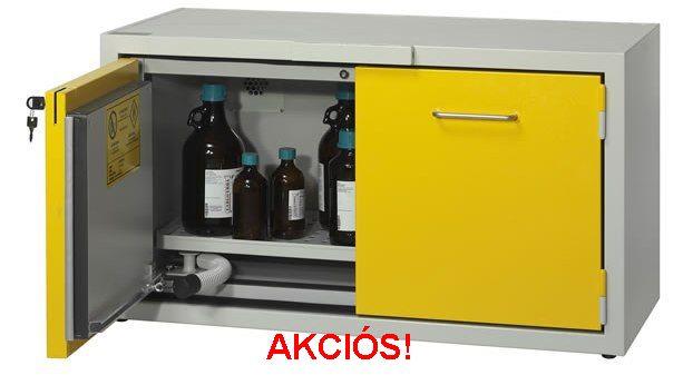 SAFETYBOX AC 1200/50 CM tűzálló vegyszerszekrény, gyúlékony anyag tároló