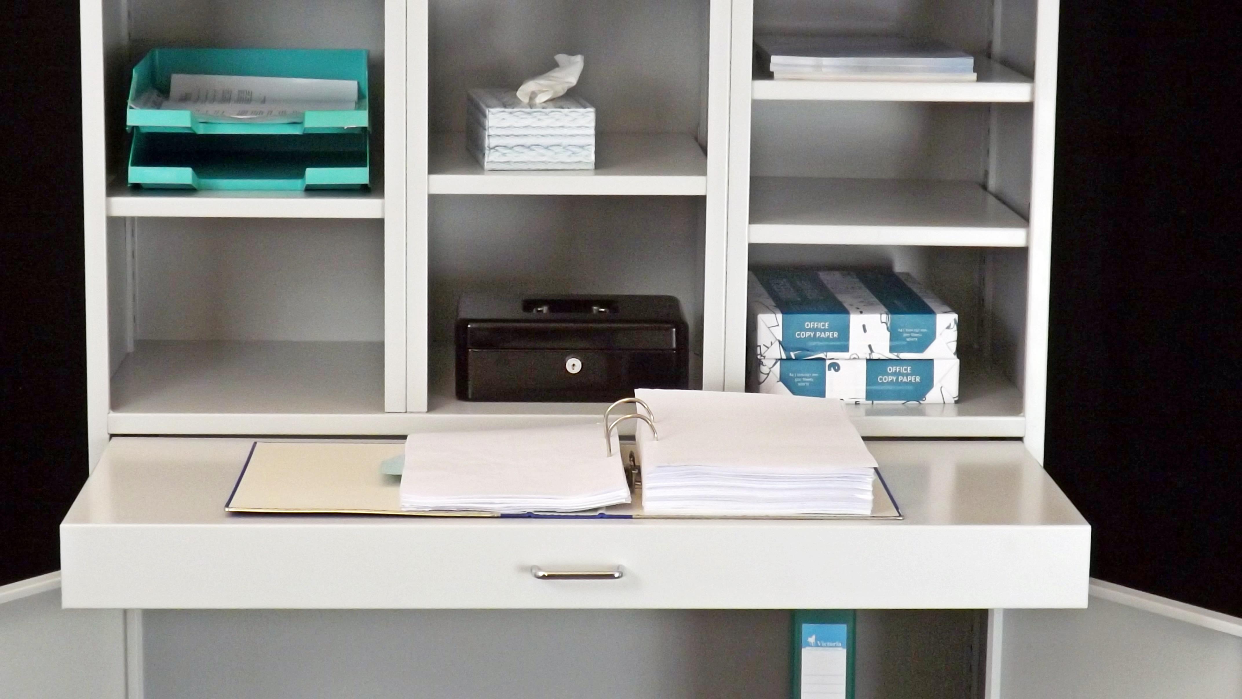 SBMK 1 irattároló szekrény