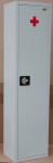 MSZ-2 méregszekrény cilinder zárral, 4 db polccal