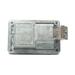 BURG BSL Combipad elektromos fémszekrény zár