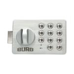 BURG CombiPad elektromos fémszekrény zár