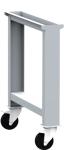 DPN_02_AO munkapad láb fékezhető görgőkkel (150 kg teherbírás)