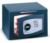 DTR-6 bútorszéf bedobó nyílással, elektromos időzárral, minősítéssel