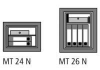 Karat MT 24 N E páncélszekrény elektromos zárral (passzív zárral)